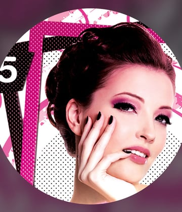 Beauty Salon Grand Opening Flyer