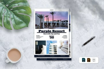 Hotel Brochure Maker