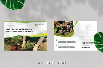 Lawn Company Flyer