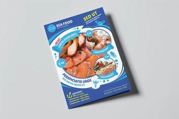 Seafood Leaflet