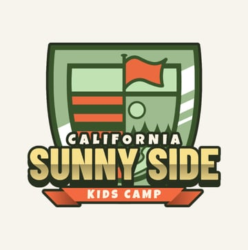 Sunny Side Kids Camp Logo
