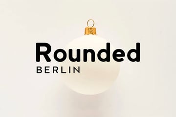 Berlin Bold Rounded Fonts