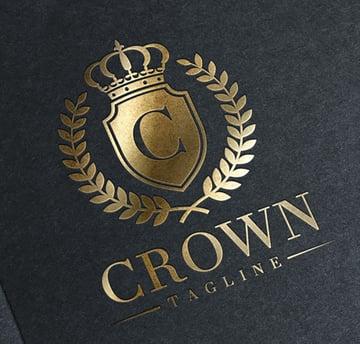All Gold Logo