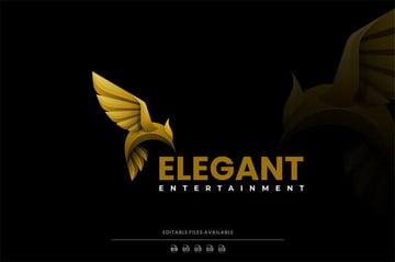Bird Luxury Logo