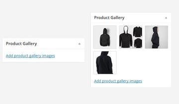 Add product gallery images