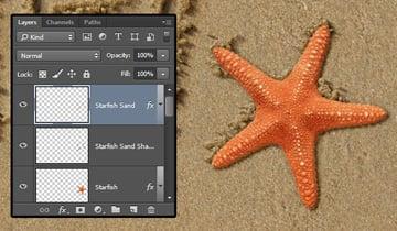 Adding the Sand to the Starfish