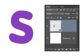 Create the Text Shape