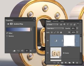 Adjustment Layer Settings