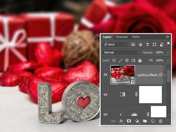 Create a Smart Object Layer