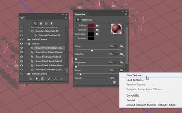 Create a New Bump Texture