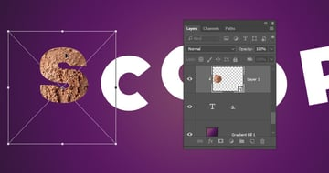 Transform the Scoop Image