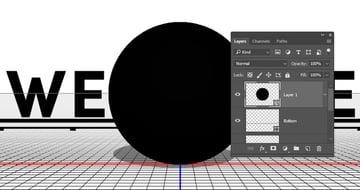 Create a 3D Sphere Layer