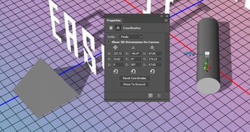 Scale and Move the Other Shape Meshes