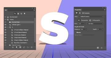 Create a 3D Layer