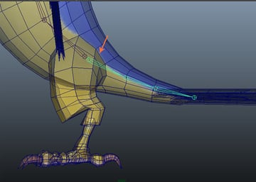 Tail joint