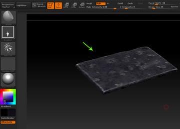 Base_plate object mesh