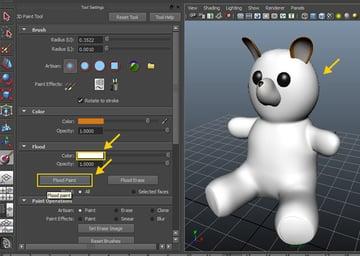3D Paint Tool