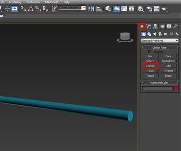 Creating a Cylinder