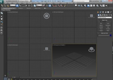 Open 3ds Max