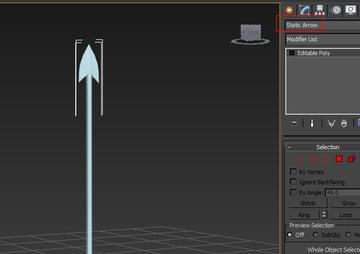 Static Arrow