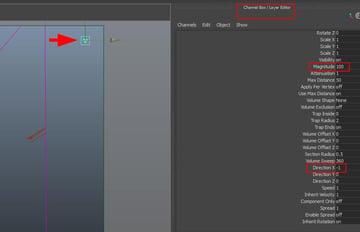 Channel Box Layer Editor