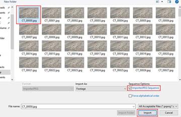 File  Import  File