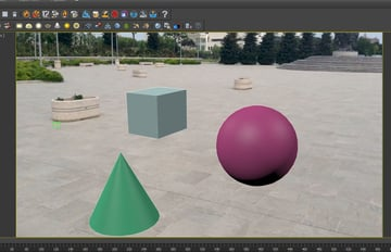 Create dummy objects