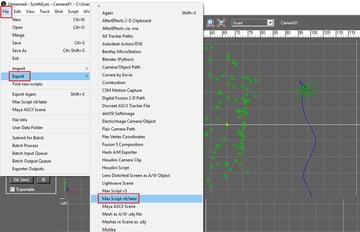 File  Export  Max Script V6Later