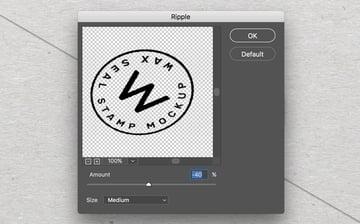 Ripple filter