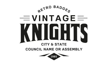 Badge from Badges and Logos Vol01