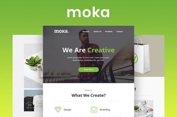 Moka - Responsive Email and Newsletter Template