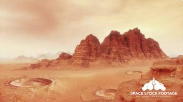 Martian Landscape One