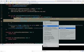 Xcodes new intelligent highlighting engine