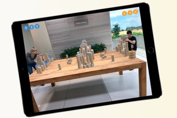 Multi-player Augmented Reality