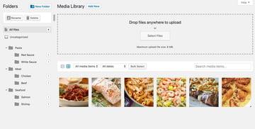 FileBird Organized Images