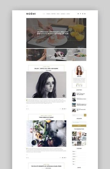 Noemi - Lifestyle  Fashion Blog