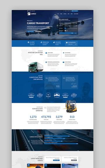 Cargo  Transport  Logistics