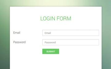 Simple PHP User Login Script