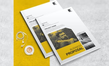 premium web design proposal