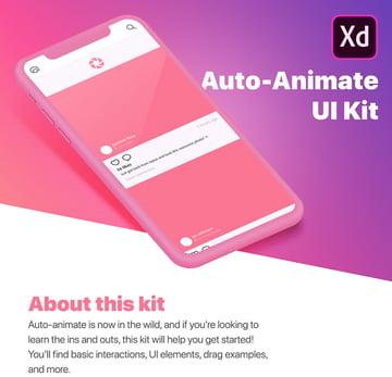 Auto-Animate UI Kit