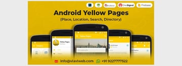 Android Yellow Pages