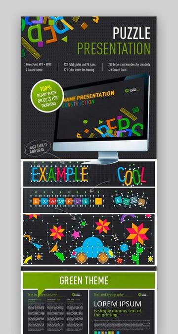 Puzzle Presentation