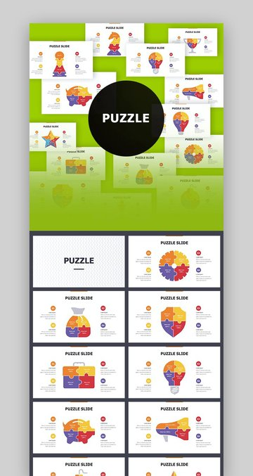 Puzzle Powerpoint