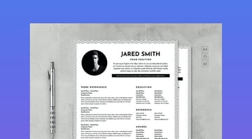 Trendy CV  Resume