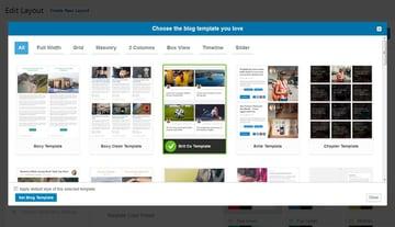 Blog Designer Pro plugin