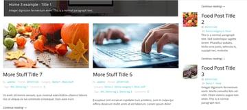 Blog Manager plugin