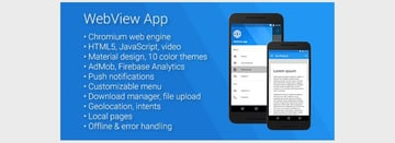Universal android webview