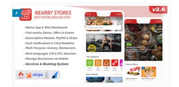 NearbyStores