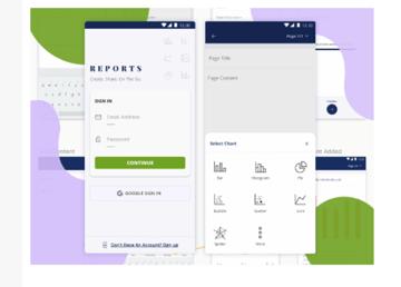 reports app