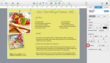 my-recipe-template